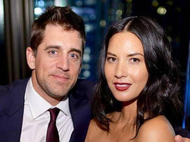 Olivia Munn Speaks out About Aaron Rodgers and His Parents