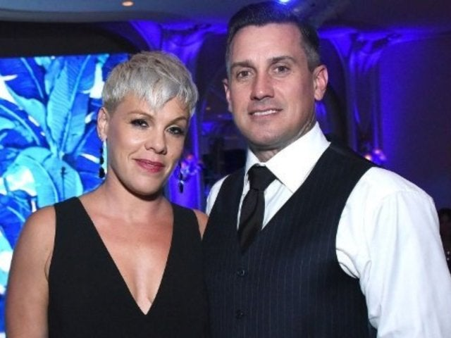 Pink's Husband Carey Hart Slammed for Letting Infant Son Ride on Dirt Bike