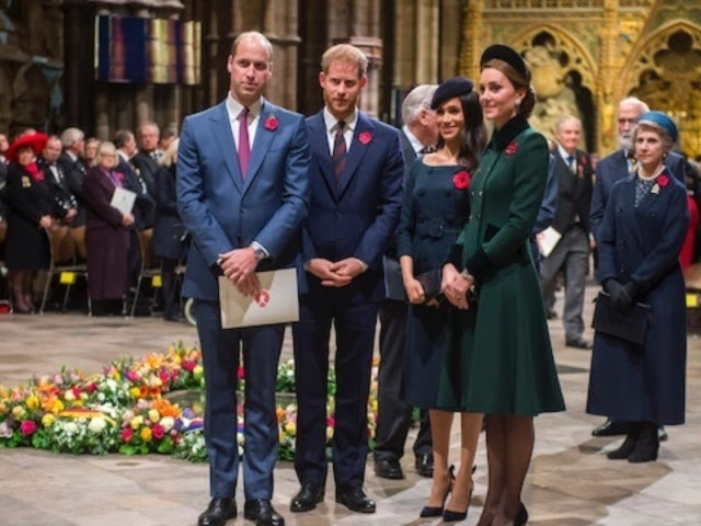 See Meghan Markle and Prince Harry's Birthday Wish for Prince William on Instagram