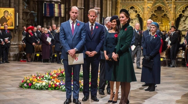 prince-william-prince-harry-kate-midleton-meghan-markle-getty