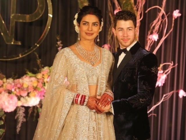 Priyanka Chopra's Wedding Reception Dress Reportedly Took 12,000 Hours to Create