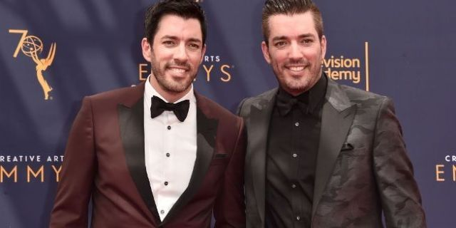 property brothers emmys getty images