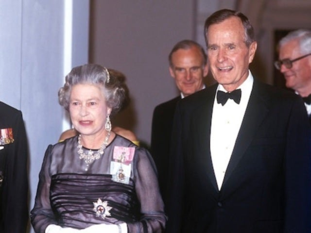 Queen Elizabeth Remembers Former President George H.W. Bush With 'Great Fondness'
