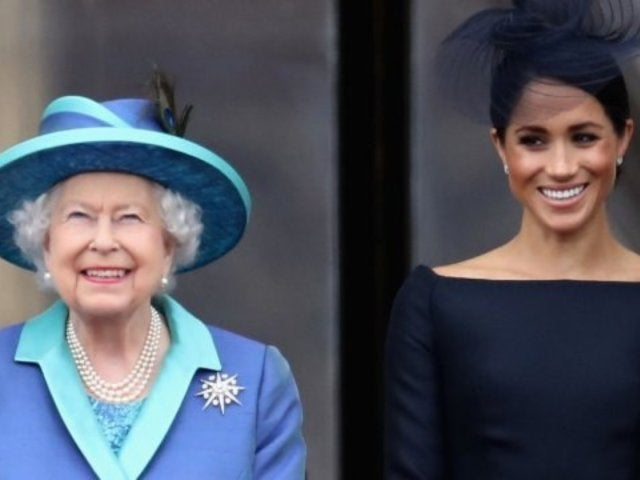Meghan Markle Reportedly Ignoring Queen Elizabeth's Instructions on Handling Family Drama