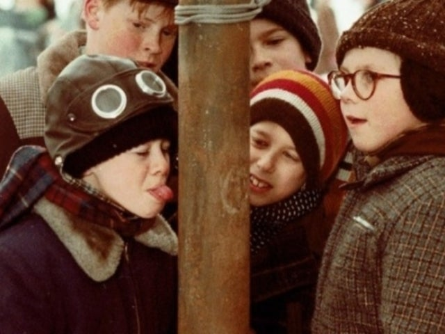 'A Christmas Story' Star Zack Ward Wishes Fans a Merry Christmas in 'Original Bad Boy' Photo