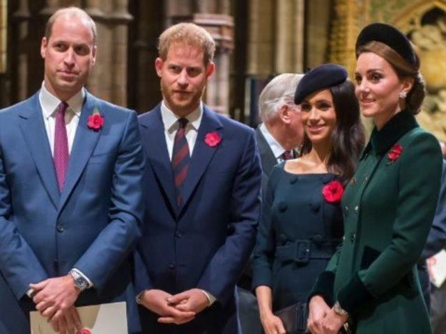 Kensington Palace Breaks Silence on Alleged Argument Between Meghan Markle and Kate Middleton