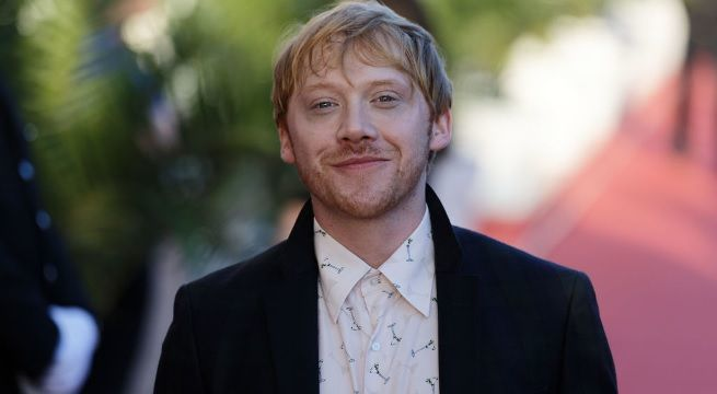 rupert grint getty images