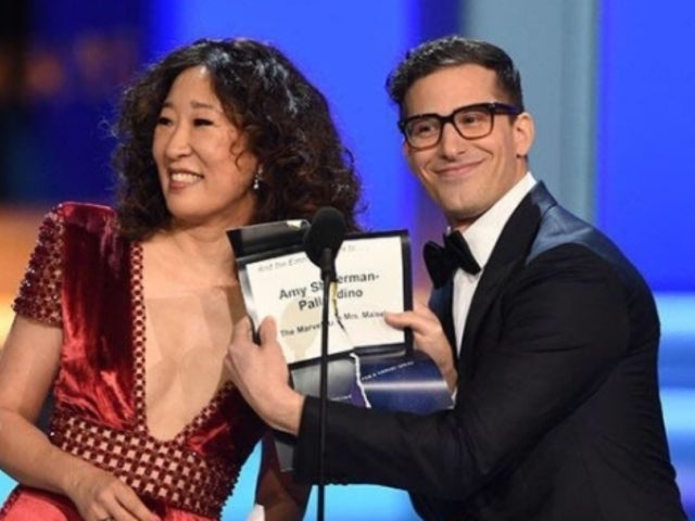 Golden Globes' 2019 Hosts Sandra Oh and Andy Samberg Elicit Excitement