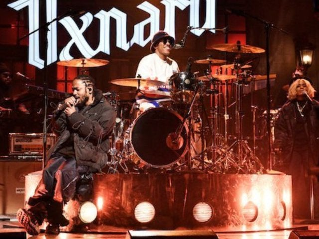'SNL' Fans Wonder 'Who Is Anderson .Paak' During Performance With Kendrick Lamar