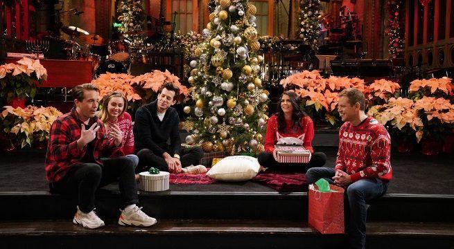 snl christmas episode promo nbc