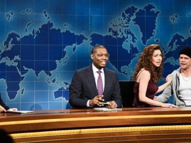 'SNL' Mocks 'Rocky' and 'Creed' Movies During 'Weekend Update'