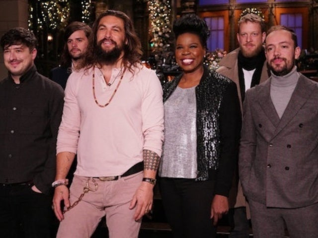 'SNL' Host Jason Momoa and Musical Guest Mumford & Sons Unite in Roaring Preview