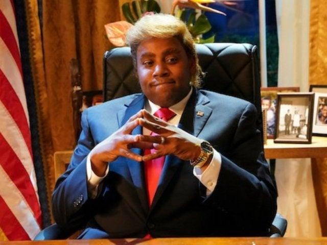 'SNL': Watch Kenan Thompson Parody Donald Trump in 'Empire' Skit