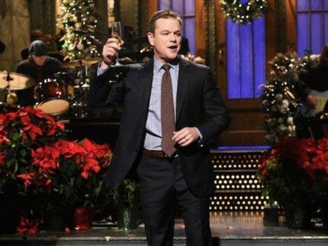 New 'SNL' Not on Tonight, NBC Re-Airs Matt Damon Episode Instead