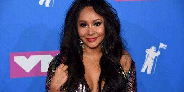snooki getty images 2018