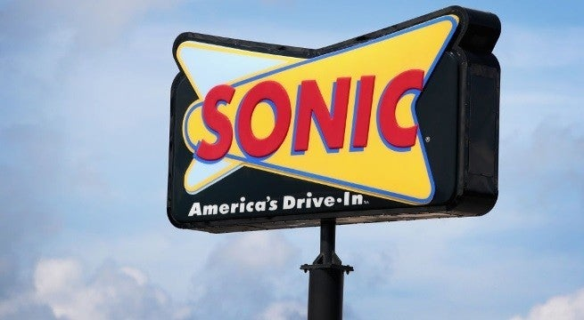 sonic logo getty images