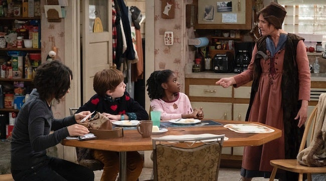 the-conners-episode-8-jackie-darlene-mark-mary