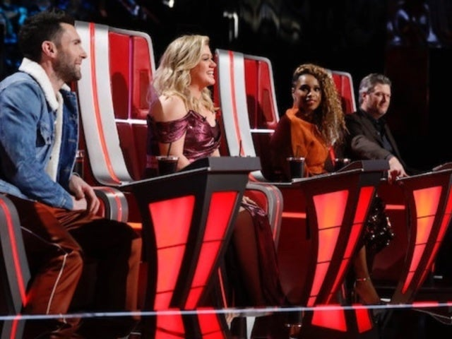 'The Voice': Kelly Clarkson Says Adam Levine's Exit Is 'Kind of Shocking'