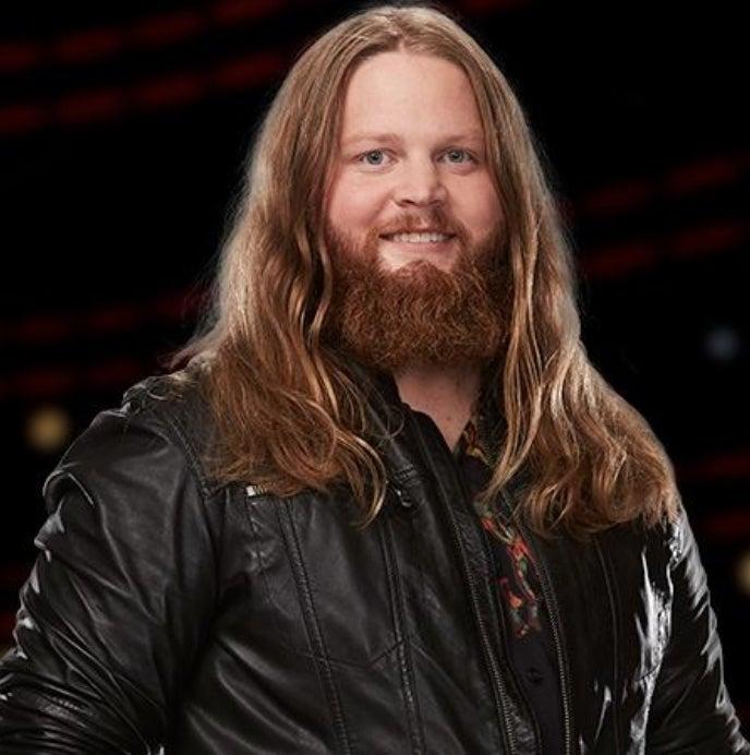 The Voice Chris Kroeze