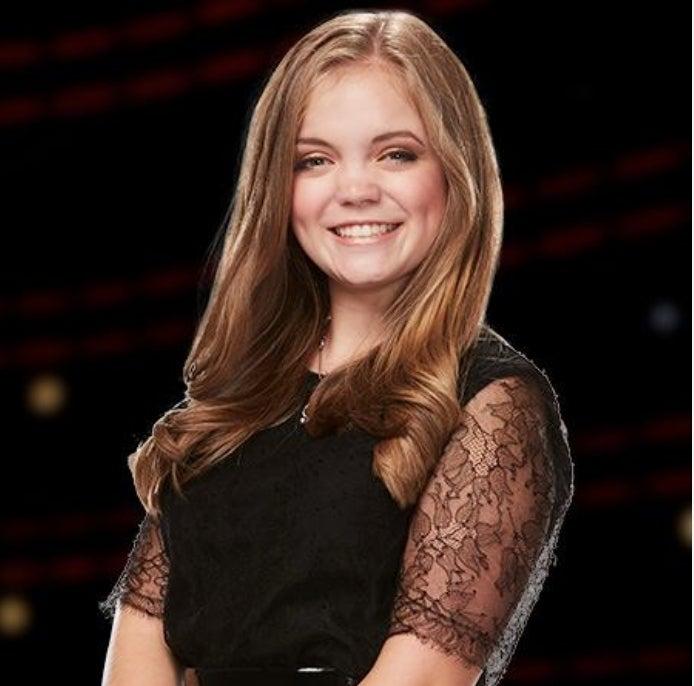 The Voice Sarah Grace