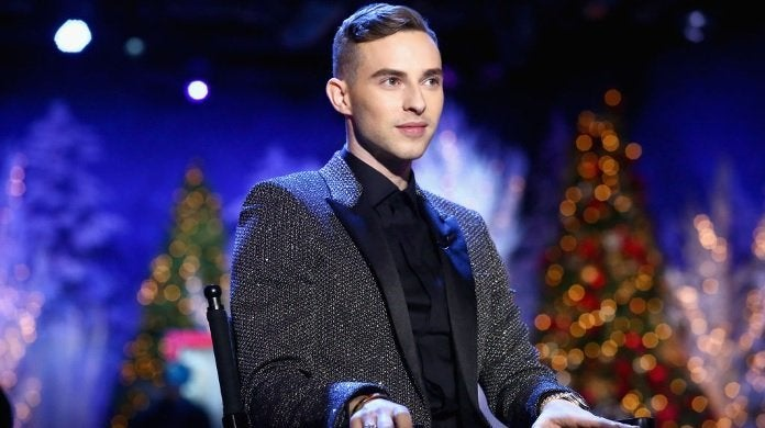 adam rippon getty images