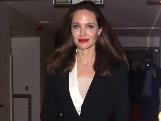 Angelina Jolie Teams With 'Sons of Anarchy' Alum Taylor Sheridan for New Movie 'Those Who Wish Me Dead'