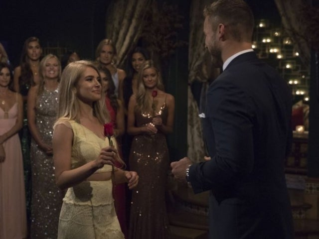 'The Bachelor': Robe-Clad Contestant Pulls Colton Underwood Into Her 'Fantasy Closet'