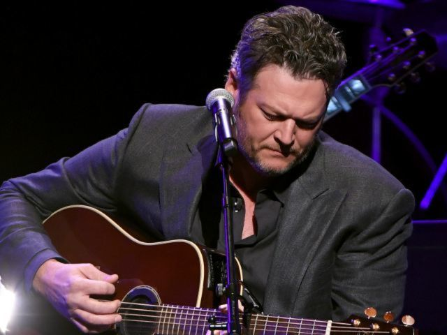 Blake Shelton Sings 'Over You' to Honor Troy Gentry at Benefit Concert