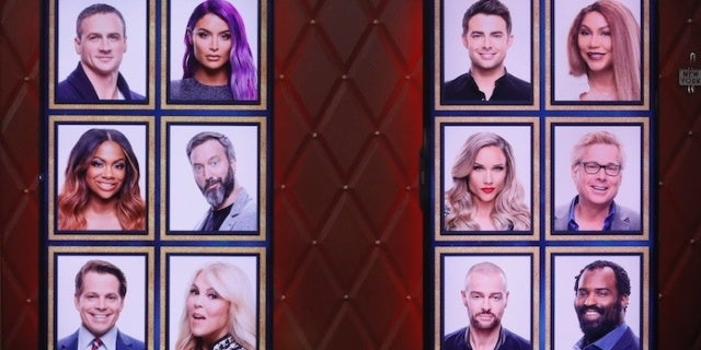 First person evicted from celebrity big brother 2019