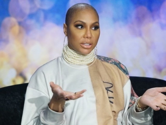 'Celebrity Big Brother': Tamar Braxton Dishes on Her Feud With Co-Star Kandi Burruss