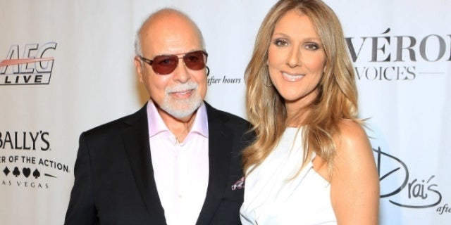 Celine Dion Honors Late Husband Rene Angelil With Mid-Show Tribute