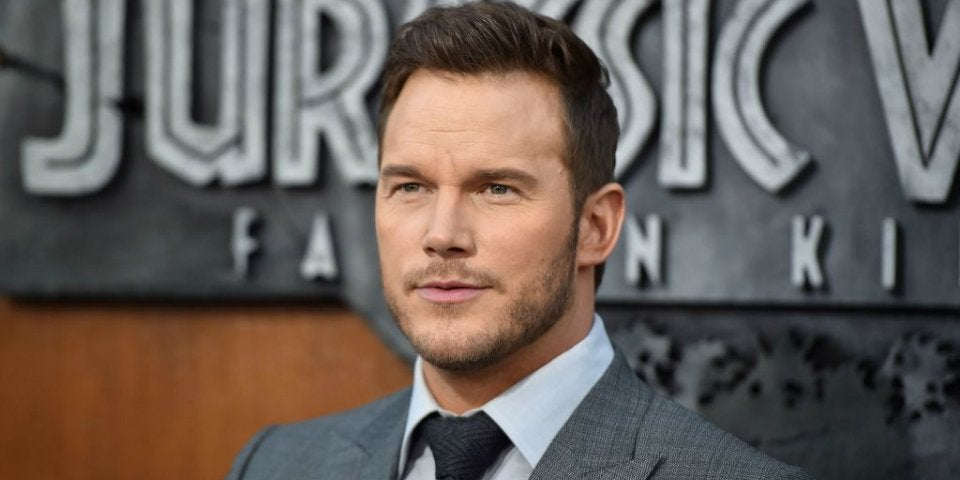 chris pratt getty robyn beck