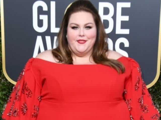 'This Is Us' Star Chrissy Metz Caught Calling Alison Brie a 'B —' on Golden Globes Pre-Show Camera