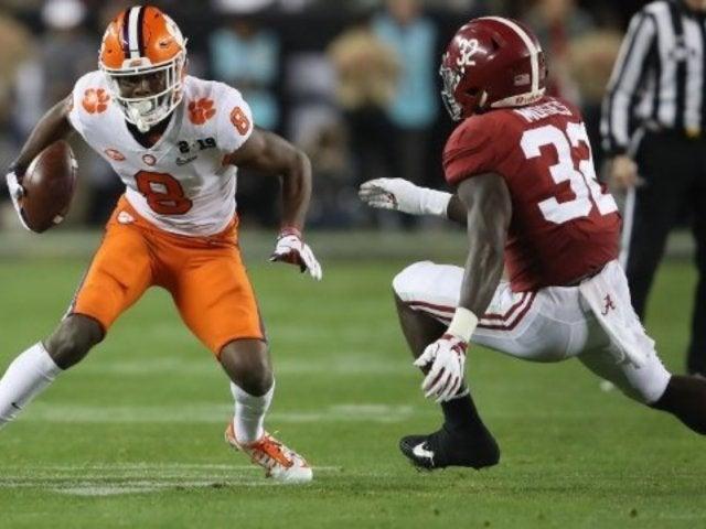 Clemson Wins College Football National Championship Over Alabama