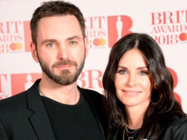 Courteney Cox Shares Rare Selfie With Boyfriend Johnny McDaid in Honor of His Birthday