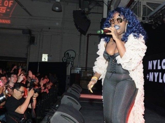 Rapper Cupcakke Hospitalized After Leaving Messages About Suicide on Social Media