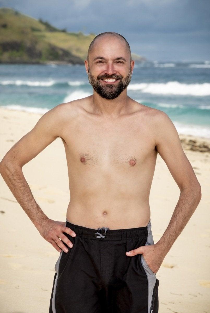 david wright survivor