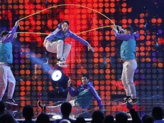 'America's Got Talent' Judge Howie Mandel Slams Jump Rope Team