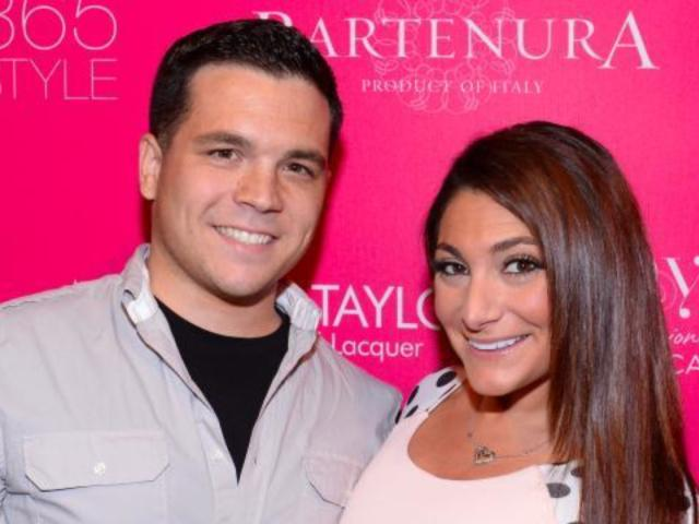 'Jersey Shore' Star Deena Cortese 'So in Love' With Newborn Son in Sweet Photos