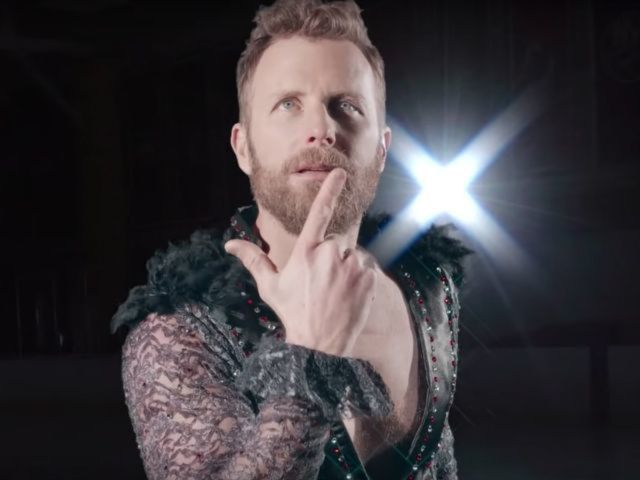 Dierks Bentley Channels 'Blades of Glory' for Burning Man Tour Promo