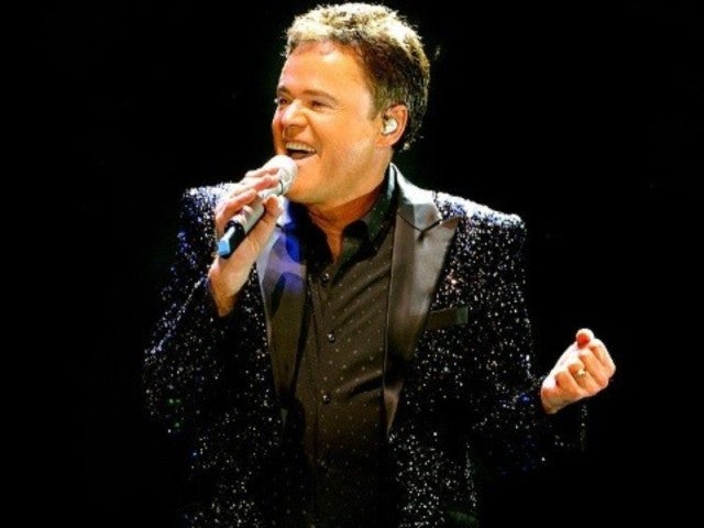 Donny Osmond Shares Update in Recovery Following Dancing Accident