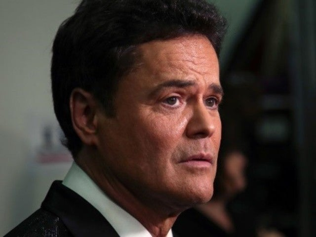 Donny Osmond Undergoes Surgery Following Dancing Accident