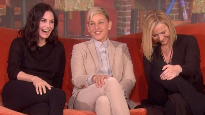 ellen degeneres friends