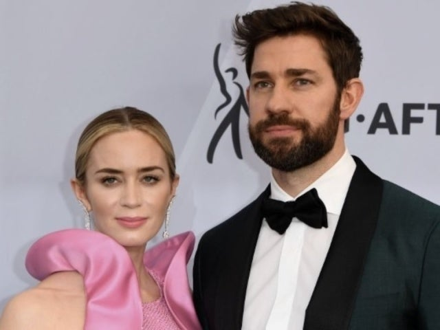 SAG Awards 2019: John Krasinski Tears up Over Emily Blunt's Best Actress Win