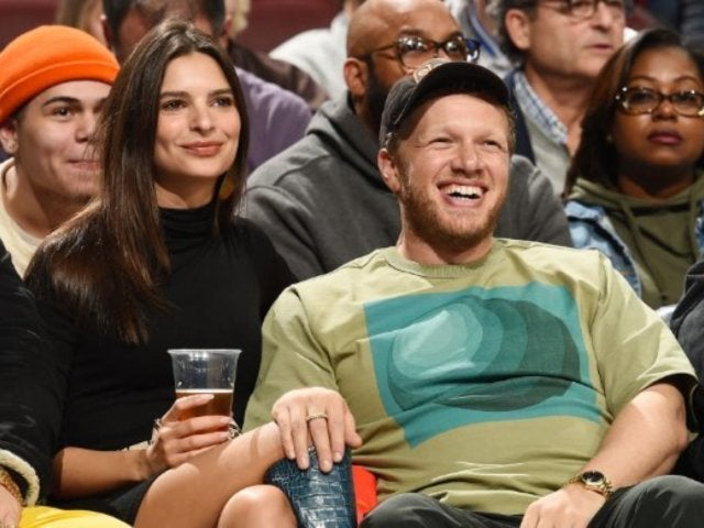 Emily Ratajkowski Wishes Husband Sebastian Bear-McClard Happy Birthday Ahead of 1-Year Anniversary