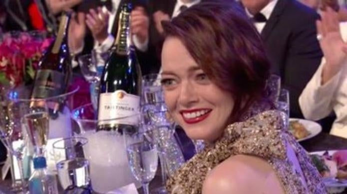 emma-stone-sag-awards-condolences