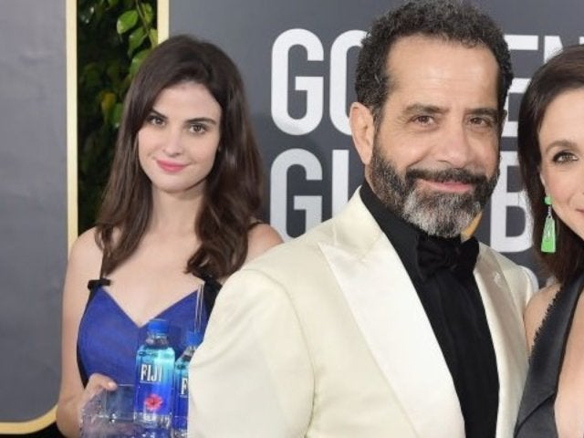 Golden Globes Fiji Water Girl Reveals What She Was Thinking During Red Carpet Photobombs