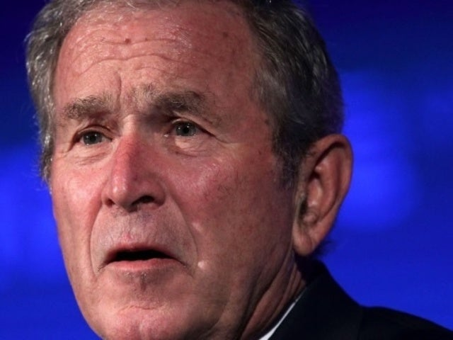 Former President George W. Bush Personally Delivers Pizza to Federal Workers Amid US Government Shutdown