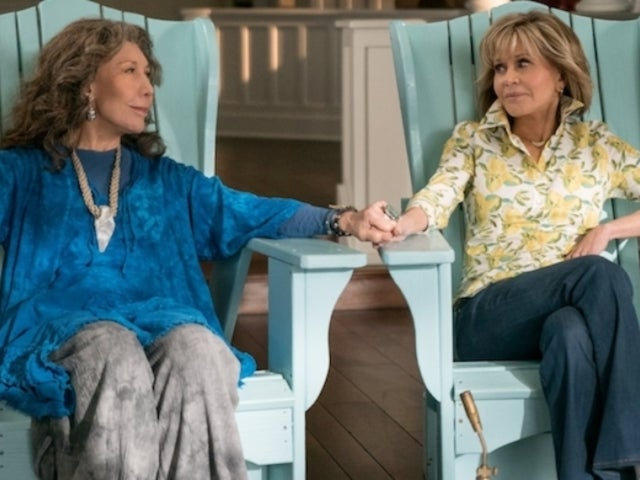 Lily Tomlin Arrested at DC Climate Change Protest Led by 'Grace and Frankie' Co-Star Jane Fonda