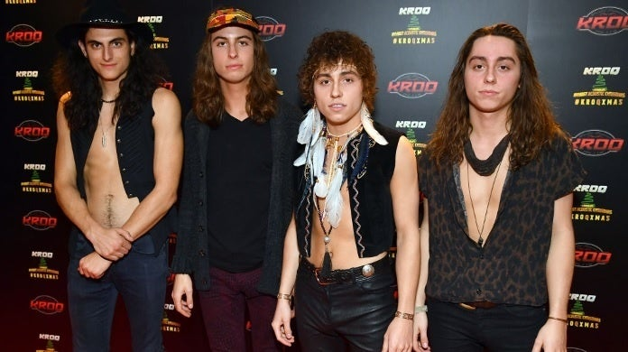 greta van fleet getty images